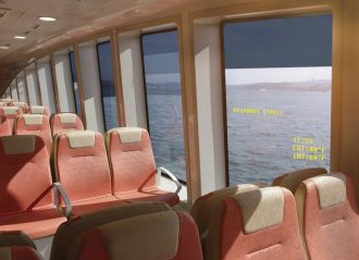 Vision Systems SPD Windows for Cruise Liners